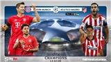 Soi kèo nhà cái Bayern Munich vs Atletico Madrid. Vòng bảng Cúp C1 châu Âu. Trực tiếp K+PM