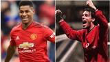 Scholes: 'Rashford lạnh lùng và dứt điểm như Van Nistelrooy'