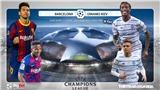 Soi kèo nhà cáiBarcelona vs Dinamo Kiev. Vòng bảng Champions League. Trực tiếp K+ PC