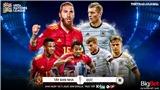 Soi kèo nhà cáiTây Ban Nha vs Đức. Vòng bảng UEFA Nations League. Trực tiếp K+PM, BĐTV