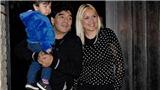 Xúc động trước thông điệp cuối cùng Maradona dành cho con trai út