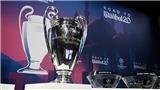 Bốc thăm vòng 1/8 Cúp C1: Premier League cười tươi, La Liga khóc thầm