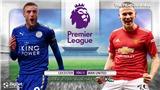 Soi kèo nhà cái Leicester vs MU. Trực tiếp bóng đá vòng 15 giải Ngoại hạng Anh