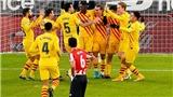 Barcelona: Xem Pedri kiến tạo siêu đẳng để Messi ghi bàn