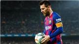Barcelona: Messi được cảnh báo phải giảm lương để ở lại