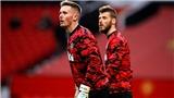 Scholes: 'Henderson là thủ môn số 1 của MU'