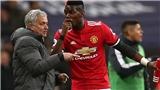 Mourinho nói gì trước lời công kích từ trò cũ Pogba?