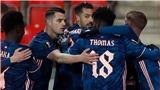 Slavia Praha 0-4 Arsenal (1-5 chung cuộc): Pháo thủ khẳng định tư cách ứng viên vô địch