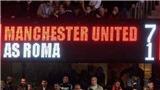 11 ngôi sao MU từng đánh bại Roma 7-1 giờ ra sao?