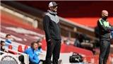 Klopp: 'Liverpool không xứng dự Champions League'