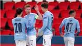 Man City nên dùng đội hình nào để đá với PSG?