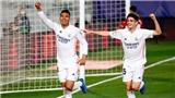 Real Madrid 2-0 Osasuna: Thắng nhọc nhằn, Real tiếp tục bám đuổi Atletico