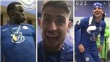 Chelsea: Tuchel bật Champagne, quẩy tung nóc cùng học trò sau khi vô địch C1