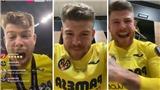 Bóng đá hôm nay 27/5: Solskjaer giải thích lý do không thay De Gea. Cầu thủ Villarreal chế nhạo MU