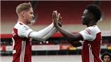 Arsenal 3-1 West Brom: Willian và Pepe đẩy West Brom chính thức xuống hạng