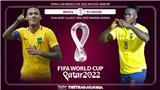 Soi kèo nhà cái Brazil vs Ecuador. Vòng loại World Cup 2022 khu vực Nam Mỹ.