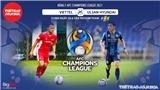 Kèo nhà cái. Soi kèo Viettel vs Ulsan Hyundai. VTV3 trực tiếp bóng đá Cúp C1 châu Á