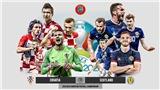 Soi kèo nhà cáiScotland vs Croatia, EURO 2021. VTV6 VTV3 trực tiếp bóng đá