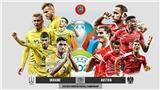 Kèo nhà cái. Soi kèoUkrainevs Áo. VTV6 VTV3 trực tiếp bóng đá EURO 2021