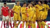 """Bỉ 3–0 Nga: Hàng thủ thảm họa, """"Gấu Nga"""" cúi đầu trước """"Quỷ đỏ"""" Bỉ"""