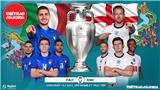 Kèo nhà cái. Soi kèo Anh vs Ý. Kèo bóng đá Ý vs Anh. Nhận định bóng đá EURO 2021