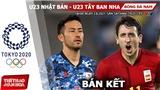 Soi kèo nhà cái U23 Nhật Bản vs Tây Ban Nha, bóng đá nam Olympic 2021 (18h ngày 3/8)