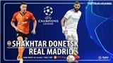 Soi kèo nhà cái Shakhtar vs Real Madrid. Nhận định, dự đoán bóng đá Cúp C1 (02h00, 20/10)