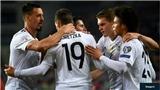 Video clip highlights bàn thắng trận Đức 5-1 Azerbaijan