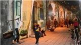Phố bích họa Phùng Hưng - nơi nối dài ký ức