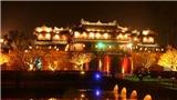Kỳ Đài Huế đẹp kỳ ảo với 1.000 đèn Led rực rỡ về đêm