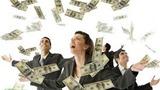 Hạnh phúc vì tiền bạc