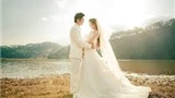 Ảnh cưới 'độc nhất'