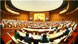 Kỳ họp thứ 6, Quốc hội khóa XIV: Tiến hành chất vấn và trả lời chất vấn trước Quốc hội