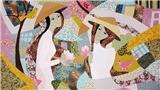 Nguyễn Thu Huyền: Vẽ 'giấc mơ' từ những miếng vải vụn