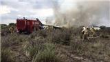 Rơi máy bay chở hàng gần thủ đô Tehran của Iran, 10 người thiệt mạng
