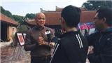 Nguyễn Á ra mắt sách ảnh 'Dấu ấn lịch sử bóng đá Việt Nam'