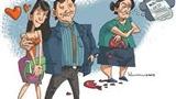 Truyện cười bốn phương: 'Hồ ly tinh' của bố