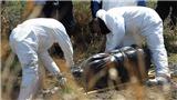 Mexico tìm thấy 19 thi thể dưới kênh thoát nước