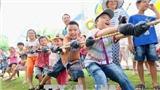 Hà Nội mở sân chơi đón Ngày Quốc tế thiếu nhi