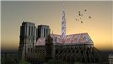 Tái thiết mái vòm Nhà thờ Đức Bà Paris: Những ý tưởng 'điên rồ'