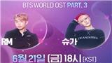 BTS sắp tung ca khúc thứ 3 trong album 'BTS World'