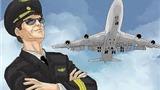 Truyện cười bốn phương: Chuyến bay kinh hoàng