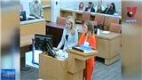 Cô giáo Mỹ bị phạt 20 năm tù vì lạm dụng học sinh