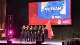 Đoàn học sinh Việt Nam giành 2 Huy chương Vàng, 4 Huy chương Bạc tại Olympic Toán quốc tế 2019