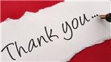 Lời cám ơn muộn…