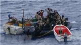 Nhiều thủy thủ bị bắt cóc ở Vịnh Guinea