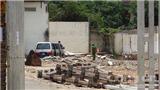 Sập tường nhà xưởng, hai công nhân tử vong