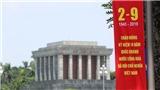 74 năm Quốc khánh: Nối dài những trang sử hào hùng của dân tộc