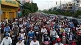 Thành phố Hồ Chí Minh có số dân đông nhất cả nước