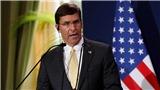 Bộ trưởng Quốc phòng Mỹ cam kết hợp tác điều tra luận tội Tổng thống Trump
